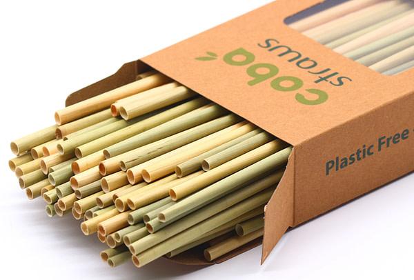 Biodegradable Straws - Grass Straws - Hay Wheat Straws (5)