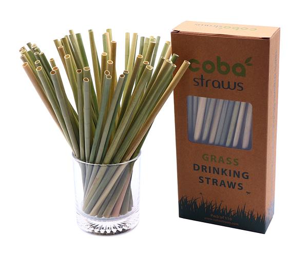 coba grass straws